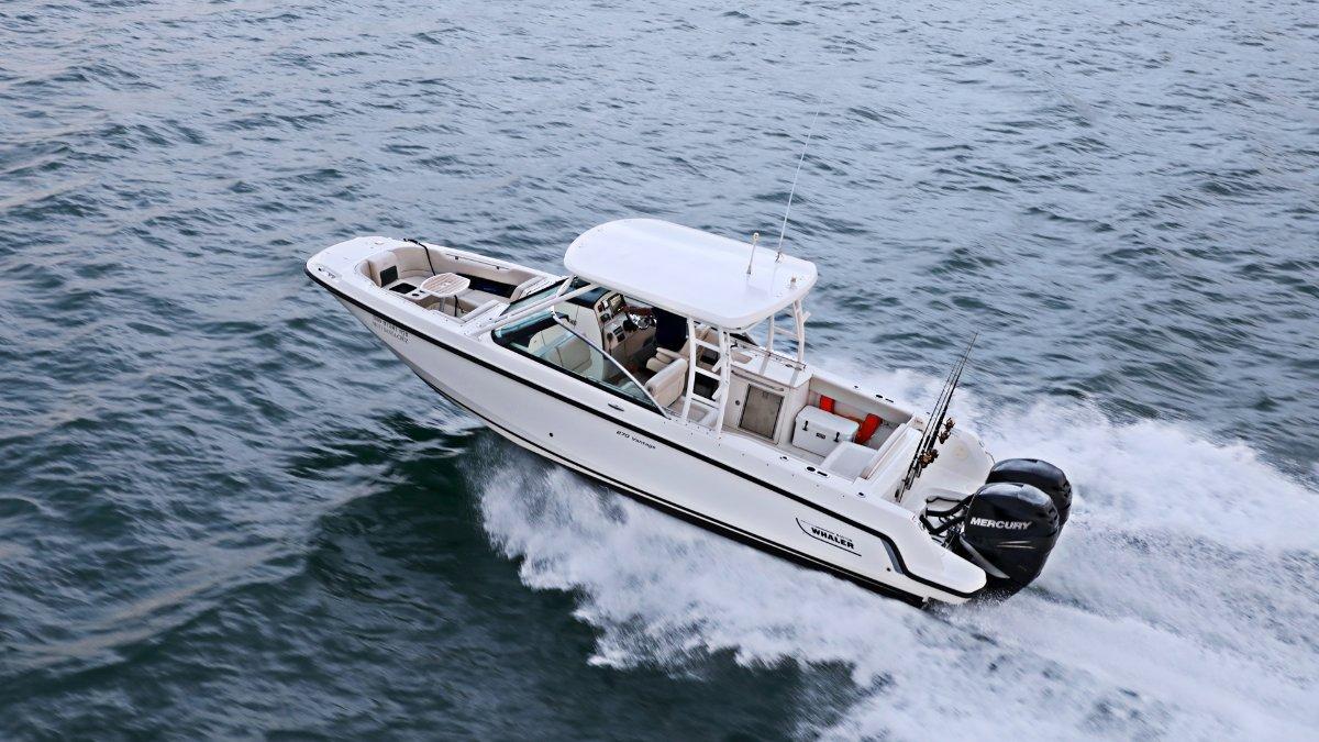 Boston Whaler 270 Vantage:Boston Whaler 270 Vantage