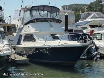 Black Watch 26 Mako Flybridge