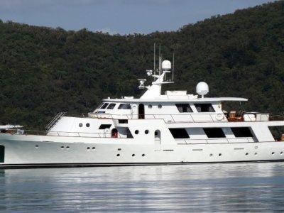 Codecasa Vintage Superyacht