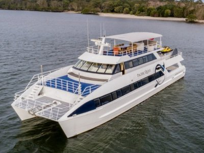 Seaview Flybridge Catamaran New Listing