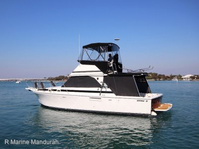 Bertram 35 Flybridge ***WEST AUSTRALIAN CLASSIC***POA***
