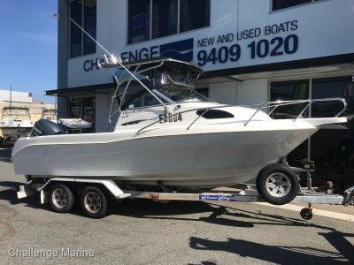 CruiseCraft Explorer 575 Yamaha 4 stroke
