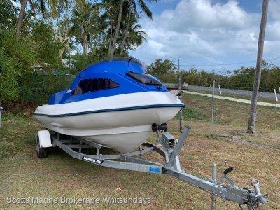 Mac Boats 570 Sport