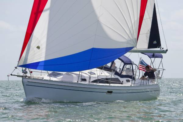 Catalina 315 Wing / Fin keel versions