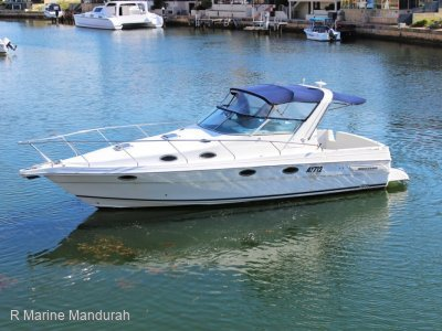 Mustang 3200 Wide Body Sports Cruiser ***GREAT FAMILY BOATING*** SOLD ***