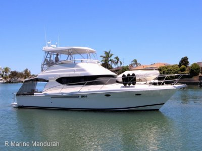 Mustang M43 Flybridge *** A FINE EXAMPLE *** $439,000 ***