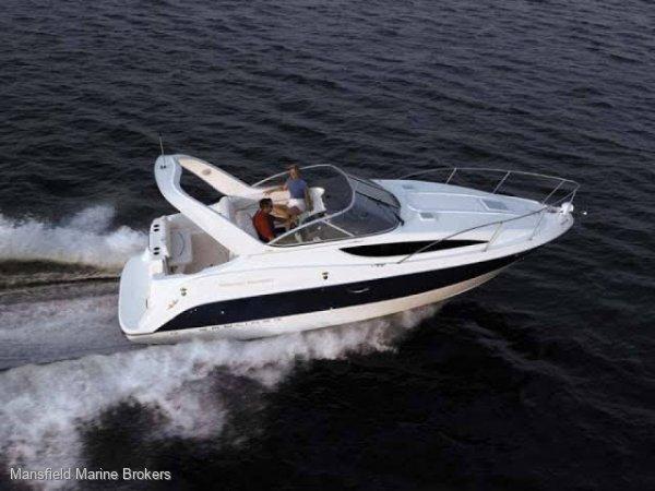Bayliner 285 Sports Cruiser:sistership pic