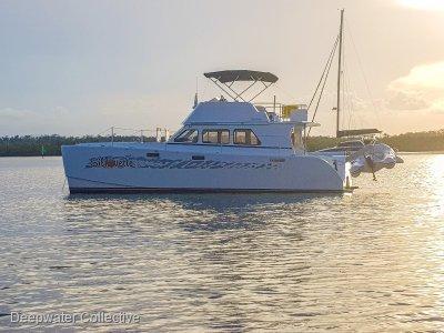 Streamline 10.5 Powered Catamaran