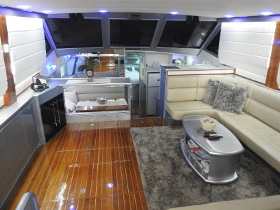 Dyna 53 Yachtfisher - Your Self Isolation Haven!