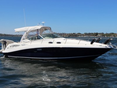 Sea Ray 375/340 - over $20,000 just spent on upgrades!