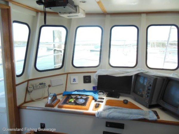 LV231 - Charter Fishing Vessel & Business