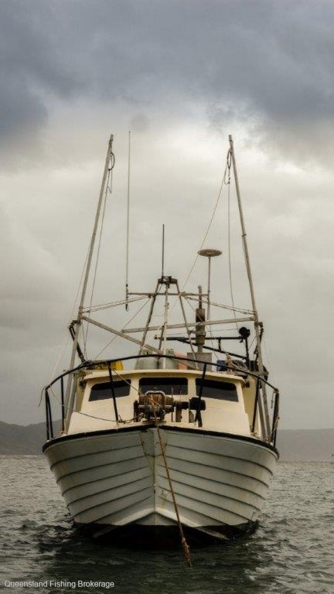 LV250 - Fiberglass Line/Mackerel Vessel