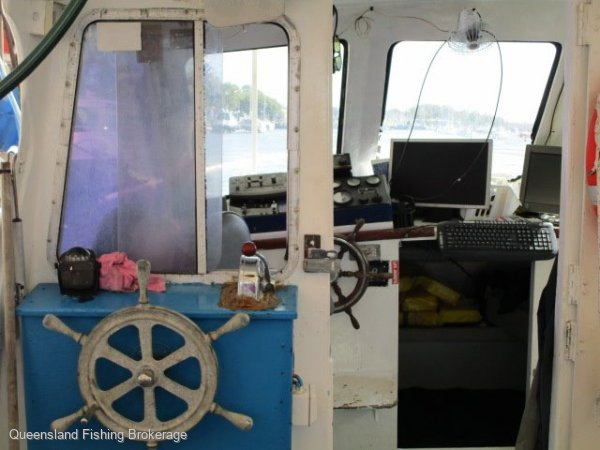 Randall Commercial LV266 - Line/Crab Vessel