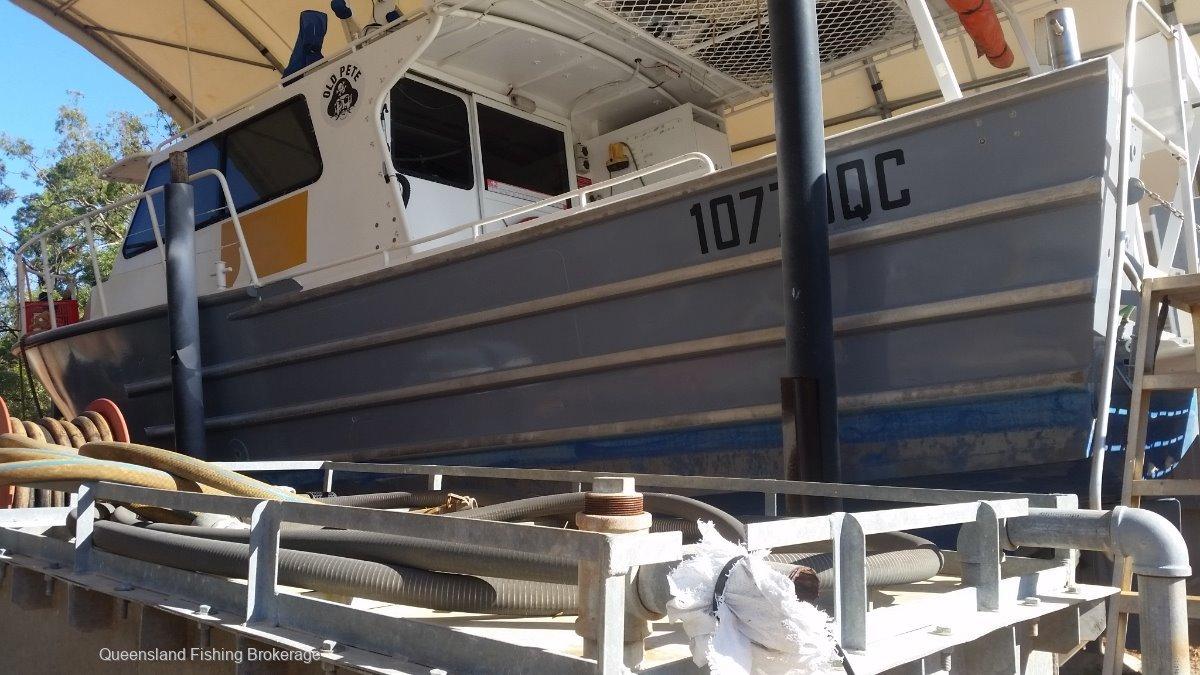 LV268 - Alloy Line/Crab Vessel
