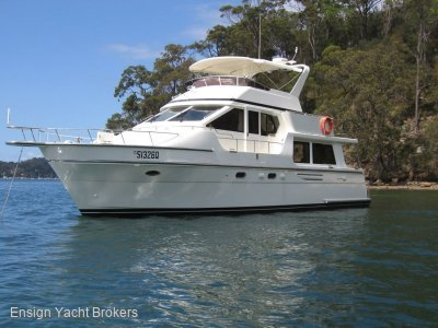 Hershine 52 Express Pilothouse