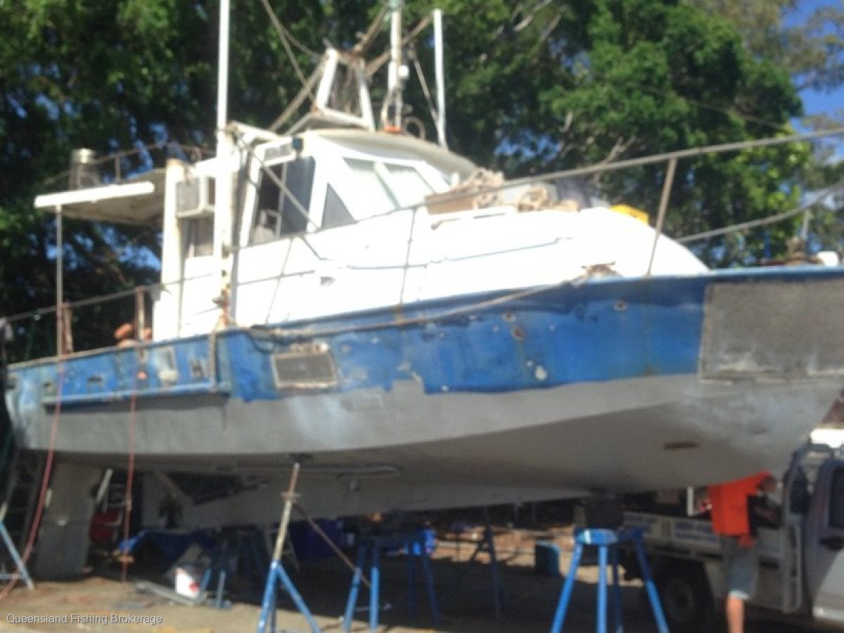 Boden LV294 Cray Boat, Dory and Licence
