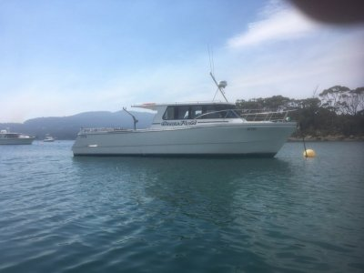 Lattitude 43 custom bluewater work boats & cruiser