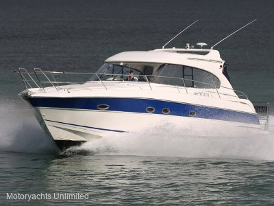 Bavaria Sport 37 HT - Volumous and cleverly designed layout