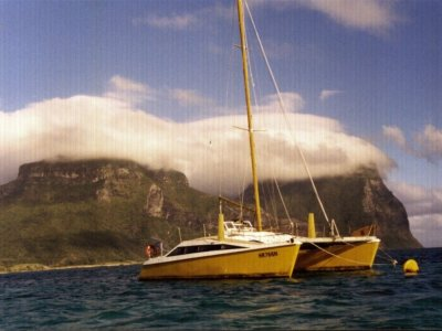 Crowther 10m Yacht, 10m Crowther Cruising Catamaran
