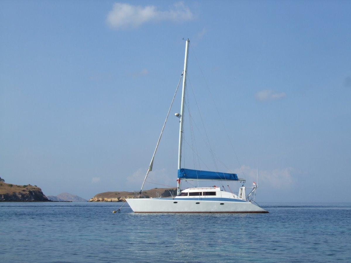 Kelsall Catamaran KSS 46