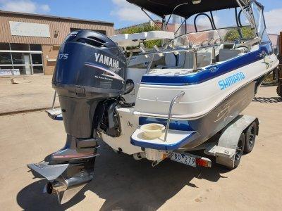 Haines Signature 600RF Fishing Boat