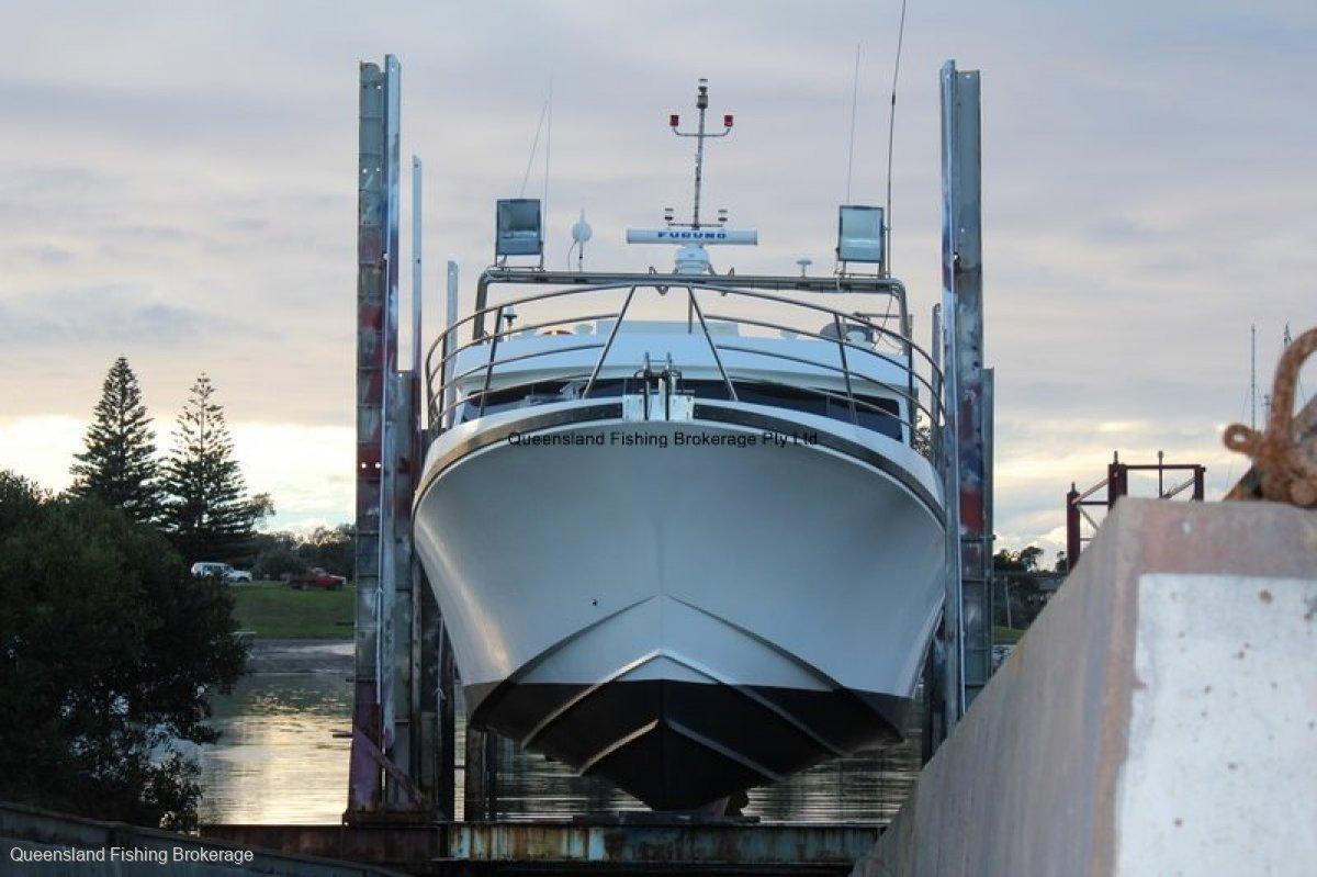 Edge LV304 Line/Trap/Longline Vessel