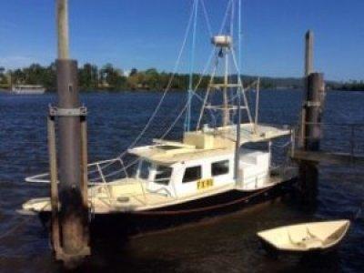 LV305 - Mackerel Boat