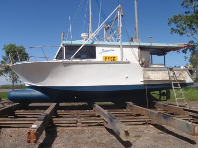 Roberts LV310 - Crab/Line Vessel
