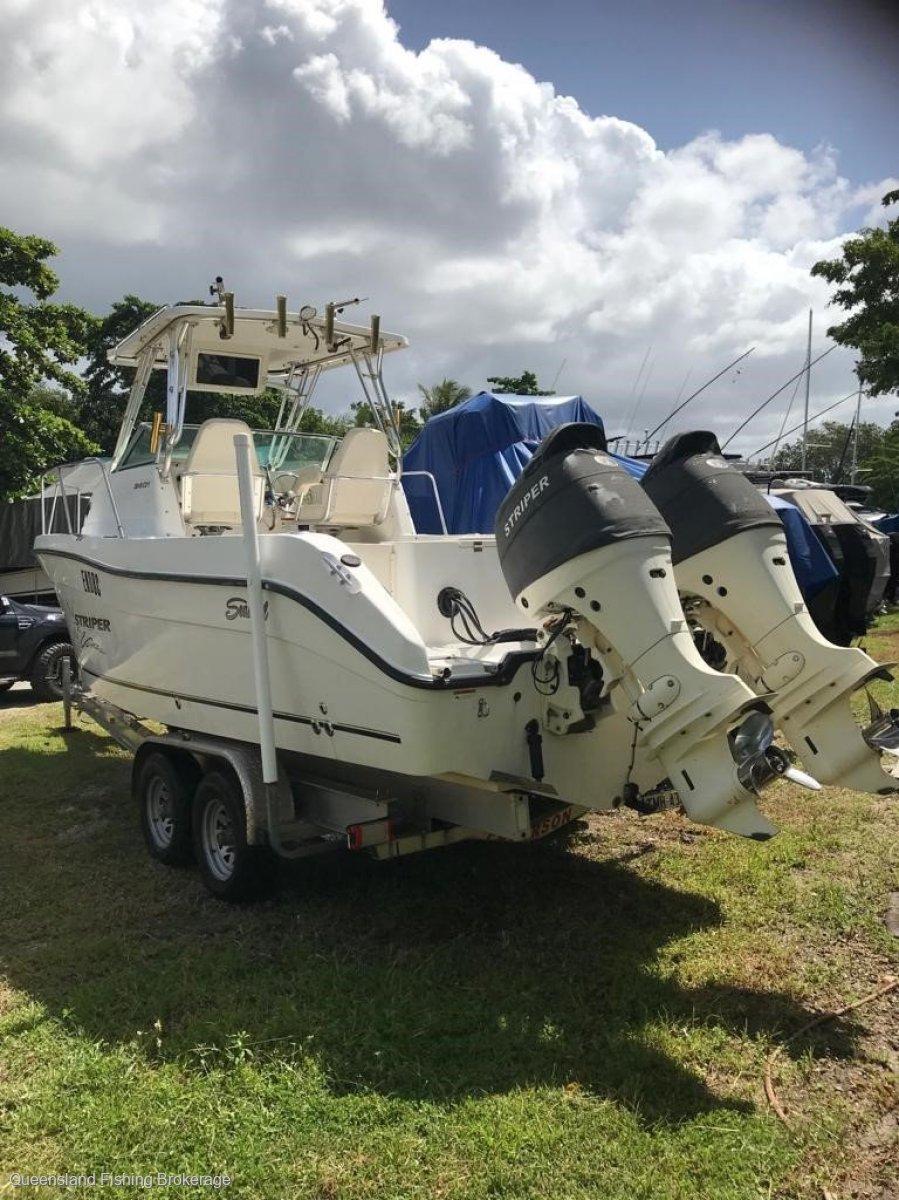 Seaswirl LV311 - commercial fishing vessel