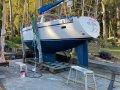 Van De Stadt 36 Steel Round Bilge sloop