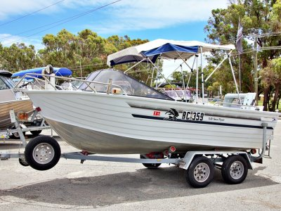 Ally Craft 5.10 Sea Flyer