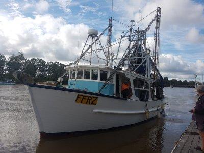 TS395 Timber Trawler