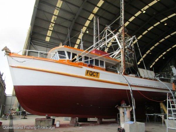 TS403 East Coast Trawler Package