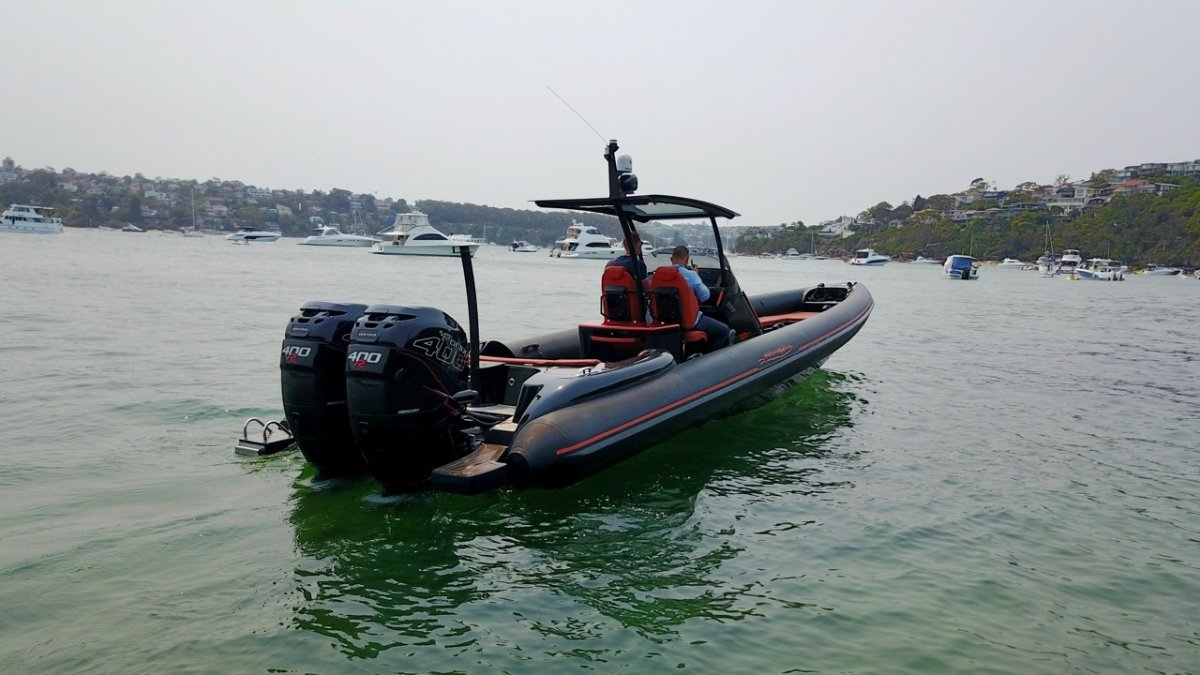 Technohull SeaDNA 999 Commercially Endorsed for charter - 12 Pax