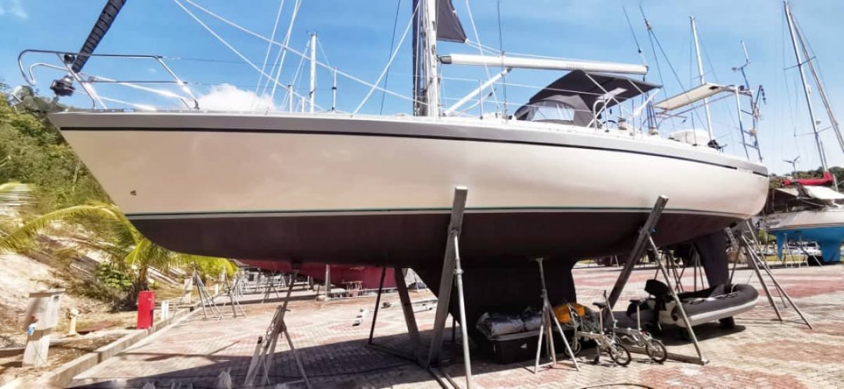 Moody 44-2 Yacht for Sale in Langkawi, Malaysia.:Moody 44-2 for sale in Langkawi