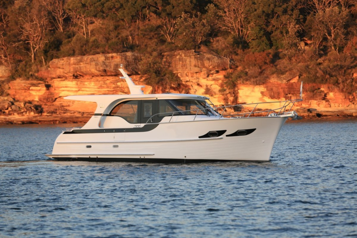 New Integrity 340 SX