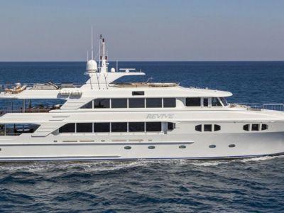 Mon Tri-Deck Motor Yacht