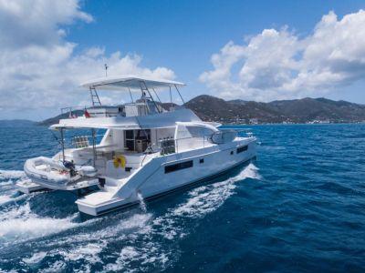 Leopard Catamarans 51