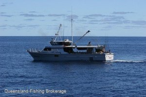 LV314 20m GRP Longliner Commercial Fishing Vessel