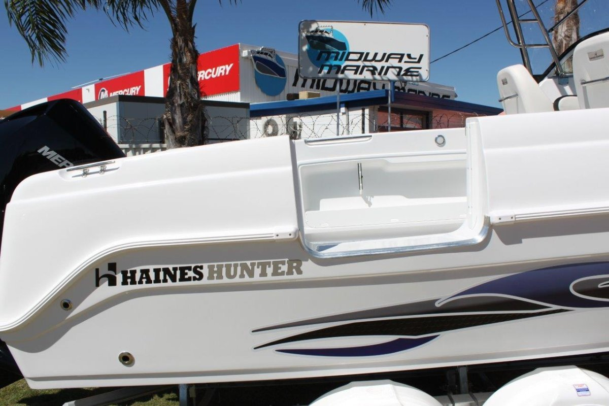 Haines Hunter 675 Offshore