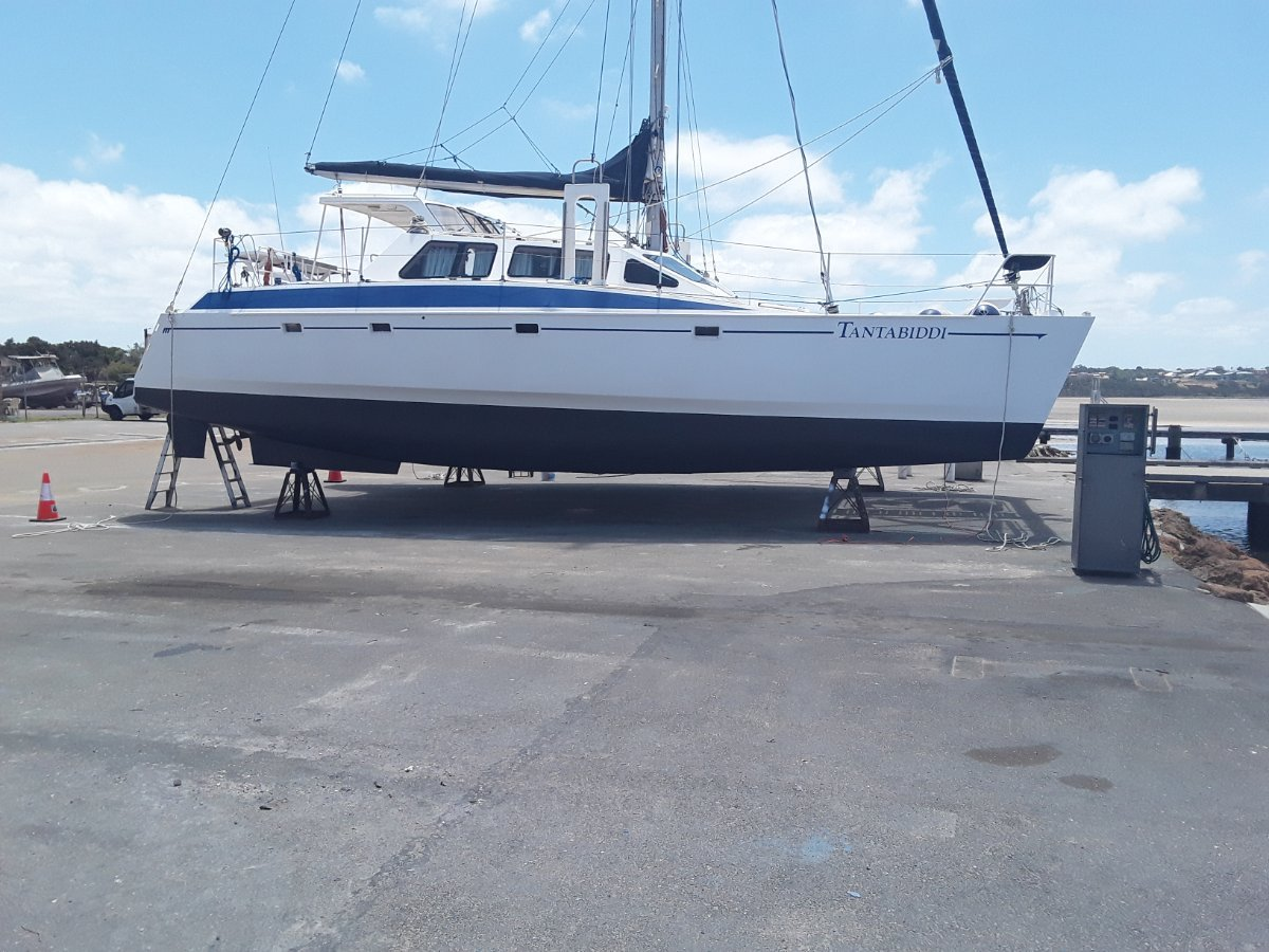 Easton 43 Catamaran