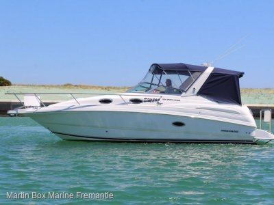 Mustang 2800 Series III (New 6.2lt Mercruiser with only 17 hours)