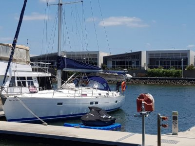 "Beneteau Oceanis 411 ready for Your Cruising Dream, ""Say No More"""