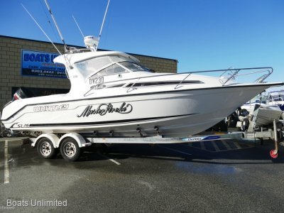 Whittley SL 26 DELUXE HARDTOP EDITION FISHING BOAT FOR SALE