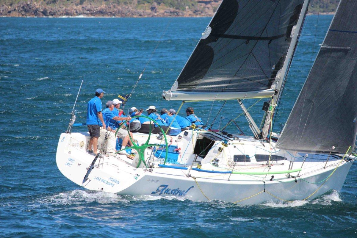 Sydney Yachts 38OD:Austral (Sydney 38)