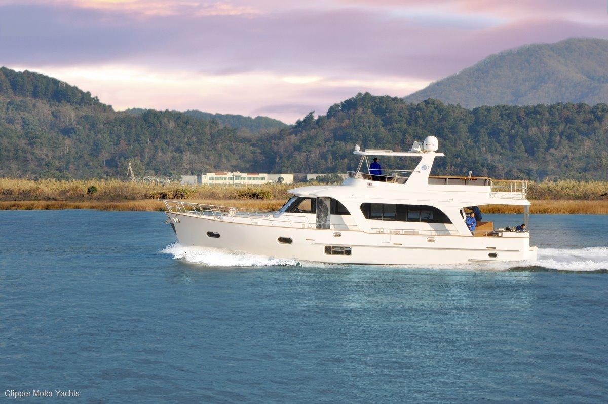 New Clipper Cordova 62 Available NOW