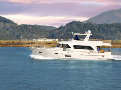 Clipper Cordova 62 Available NOW