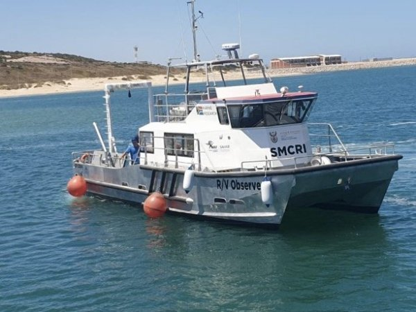 15m Coastal Research Vessel