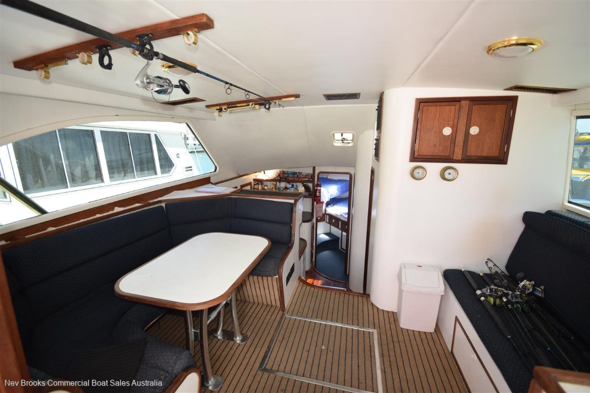 Black Watch 40 Flybridge