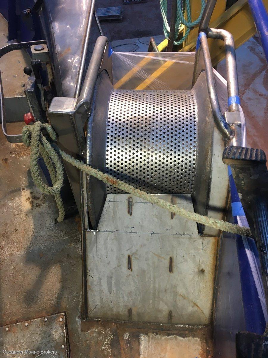 18m Steel Fishing Vessel